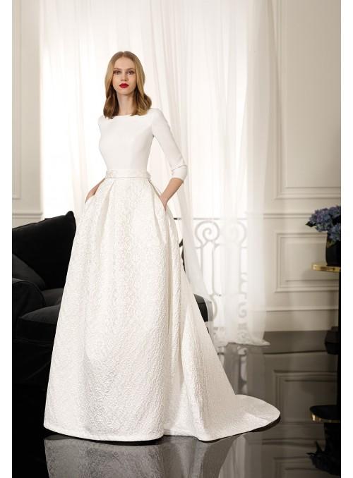 Vestido Novia Cabotine Metz